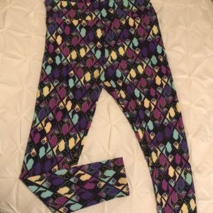 LuLaroe Disney's Maleficent leggings